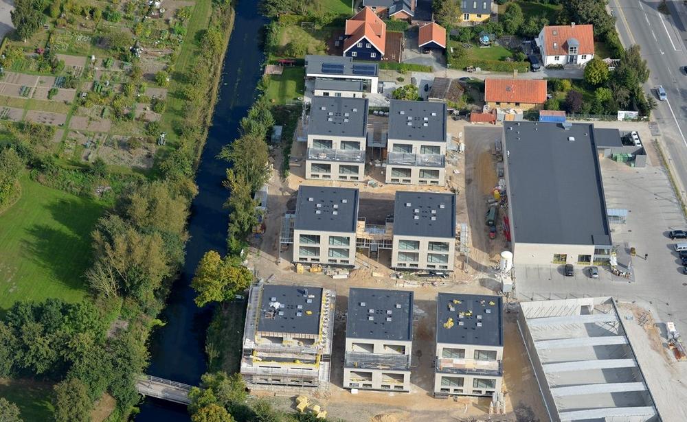 28 boliger på Ndr. Strandvej 127-129, 8240 Risskov - Regnbueparken I/S